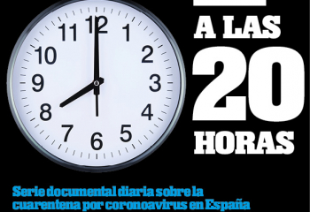 A Las 20 Horas Documental capitulo 8 31 03 2020