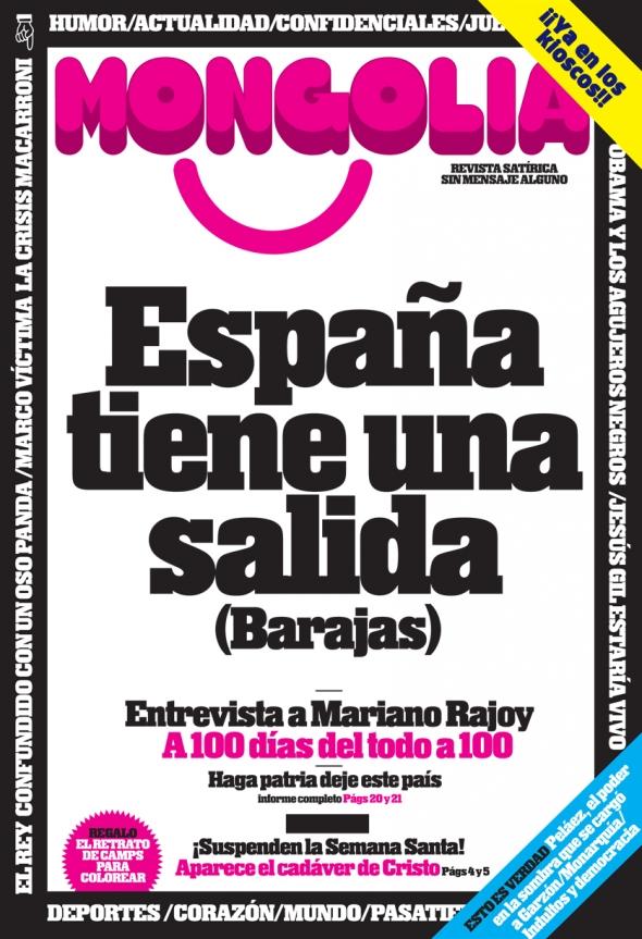 España tiene una salida Barajas