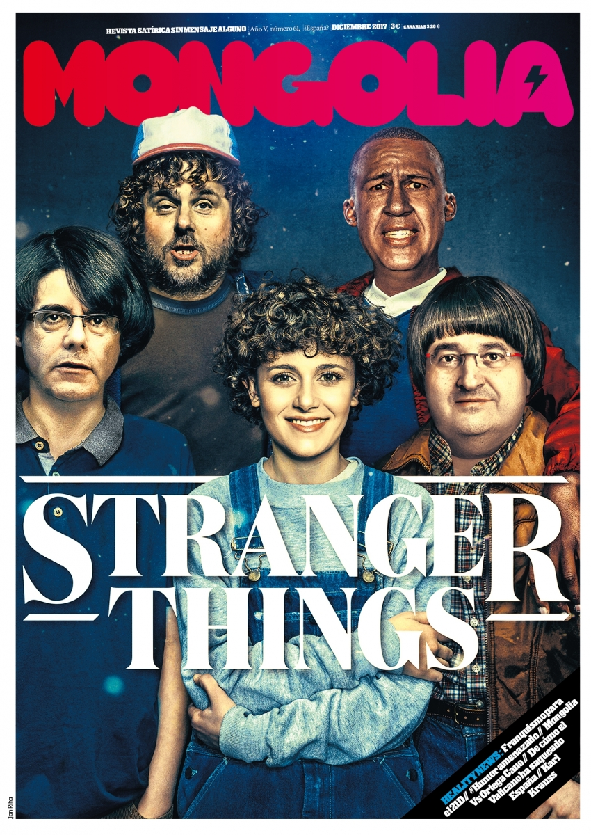 Cataluña 21D: Stranger Things