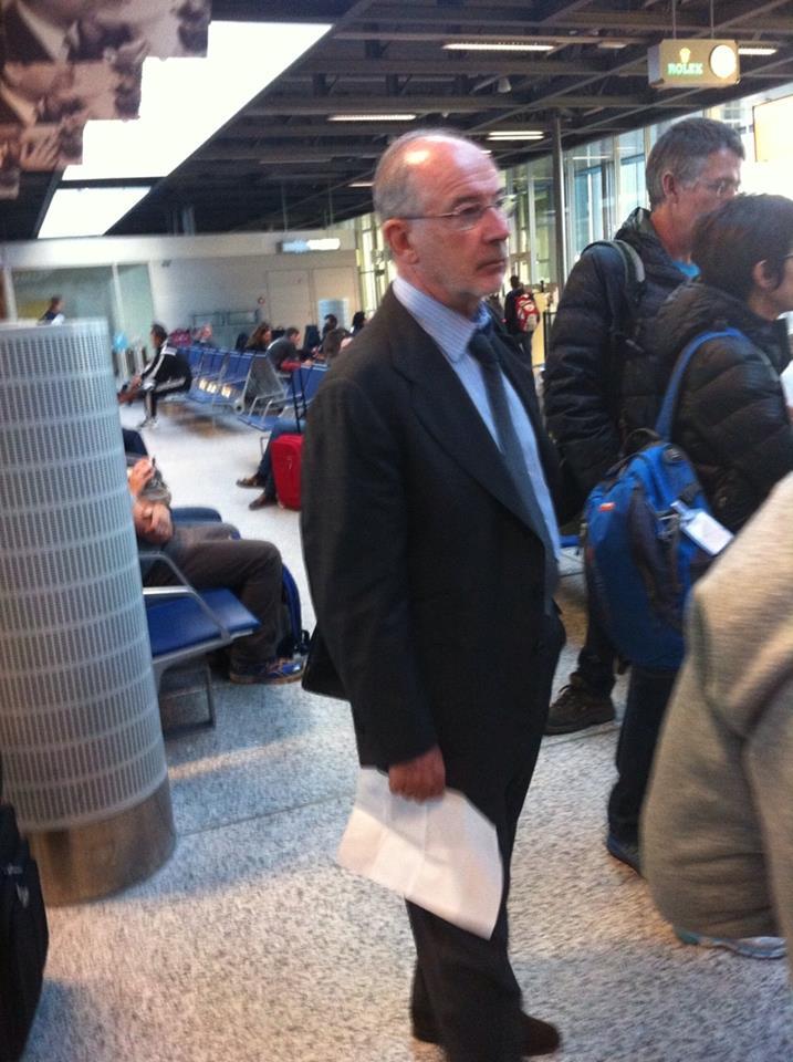 ¿Rodrigo Rato regresa de Suiza?   Mongolia